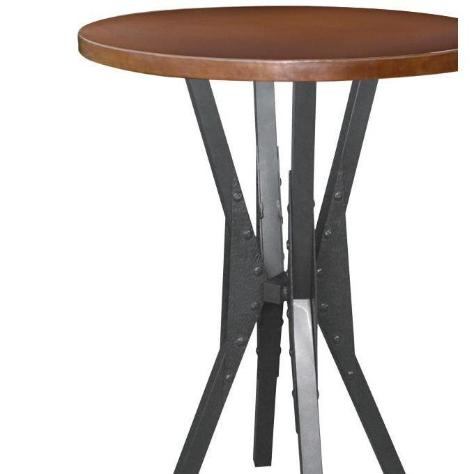 "Mathews & Company Atomic 40"" Bar Table-Iron Home Concepts"