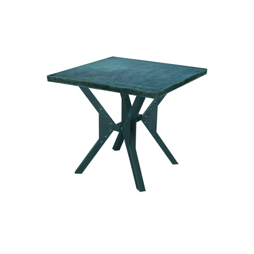 Mathews & Company Atomic End Table 71-514G-Iron Home Concepts