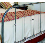 Mathews & Company Monticello Wrought Iron Bed-Iron Home Concepts