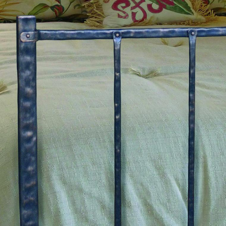Mathews & Company Round Rock Wrought Iron Bed-Iron Home Concepts
