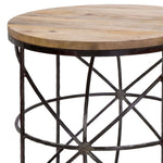 Regina Andrew Armillary Table-Tables-Iron Home Concepts
