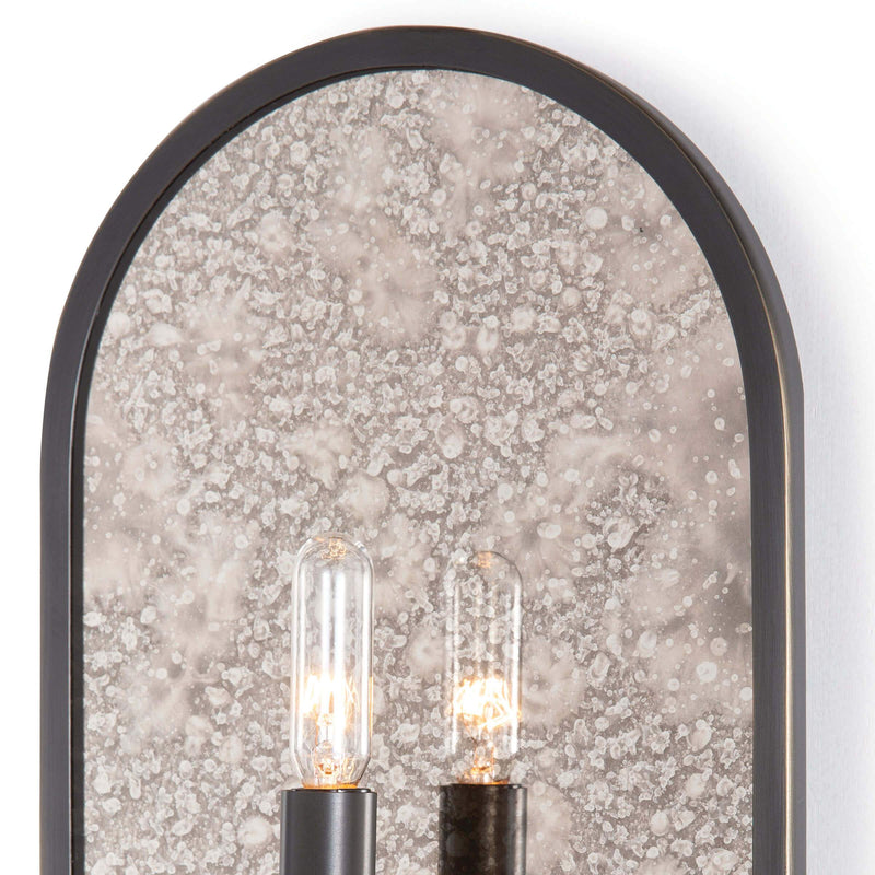 Regina Andrew Boston Sconce (Oil Rubbed Bronze)-Wall Sconces-Iron Home Concepts