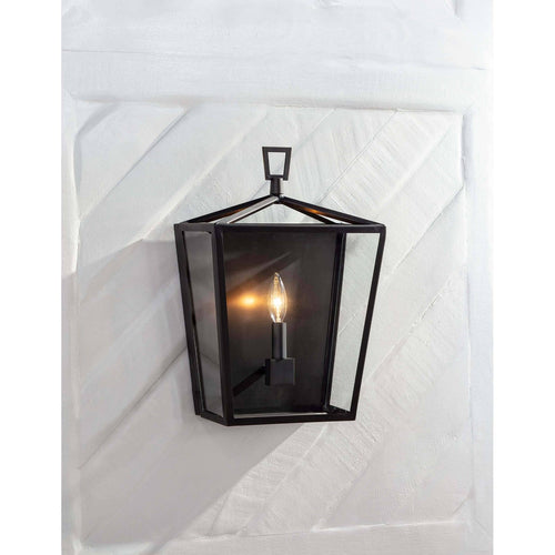 Regina Andrew Camden Lantern Sconce (Oil Rubbed Bronze)-Wall Sconces-Iron Home Concepts