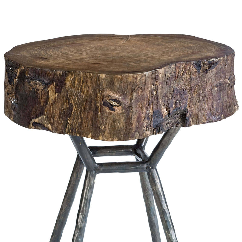 Regina Andrew Cosmo Accent Table-Tables-Iron Home Concepts