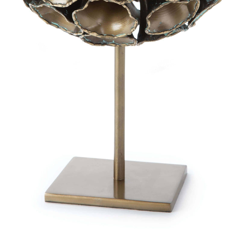 Regina Andrew Darling Lilly Sculpture Large-Sculptural Objets-Iron Home Concepts