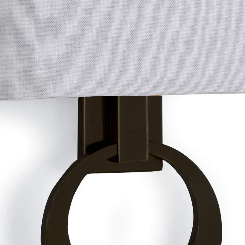 Regina Andrew Engagement Sconce (Oiled Rubbed Bronze)-Wall Sconces-Iron Home Concepts