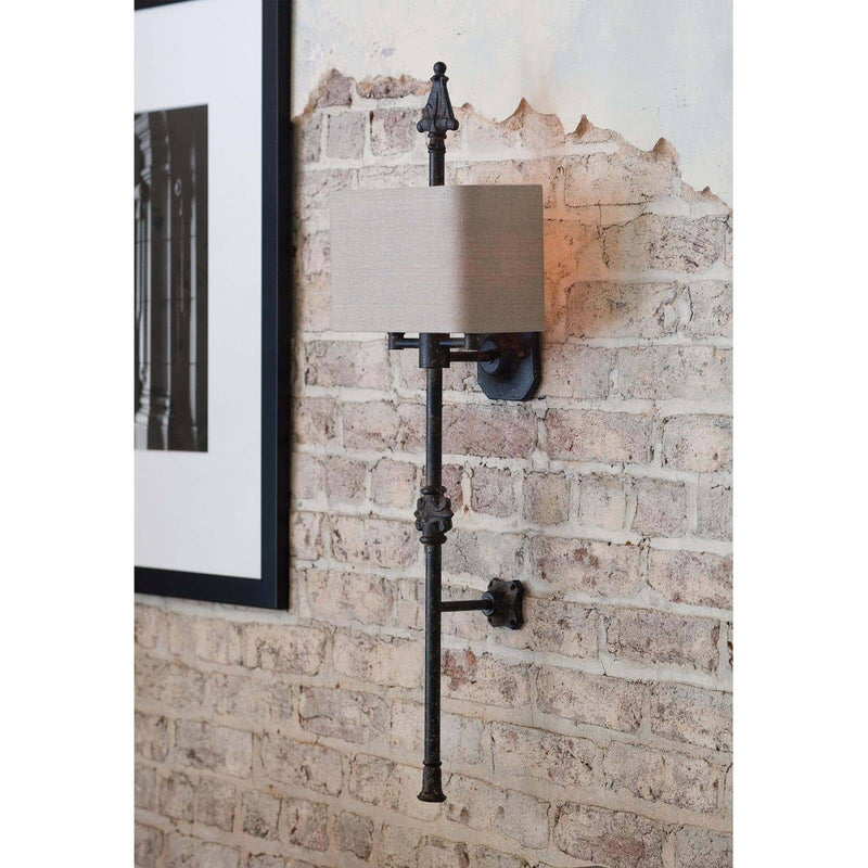 Regina Andrew French Quarter Sconce-Wall Sconces-Iron Home Concepts