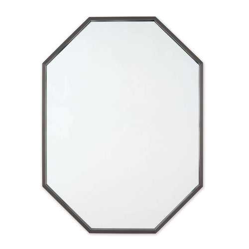 Regina Andrew Hale Wall Mirror (Steel)-Mirrors & Wall Art-Iron Home Concepts