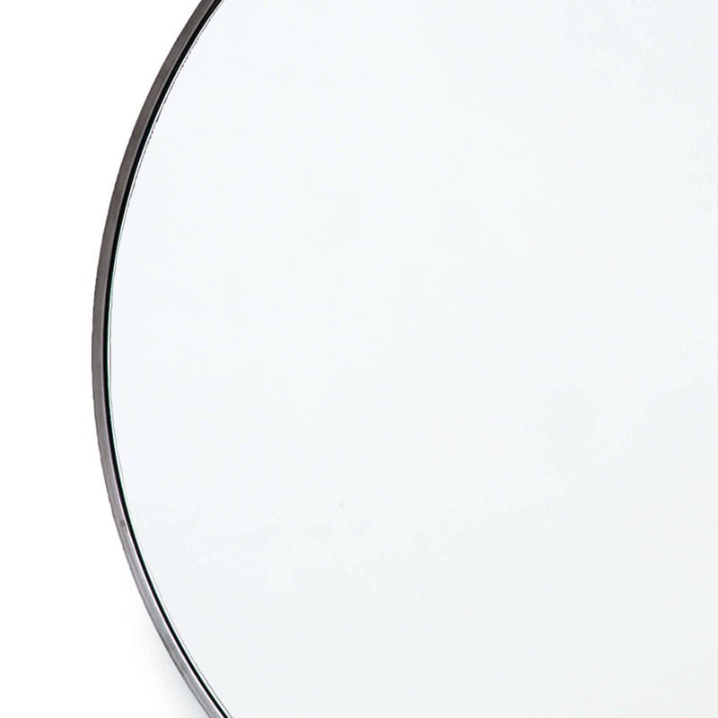 Regina Andrew Hanging Circular Mirror (Steel)-Mirrors & Wall Art-Iron Home Concepts