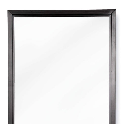 Regina Andrew Rectangle Mirror (Steel)-Mirrors & Wall Art-Iron Home Concepts
