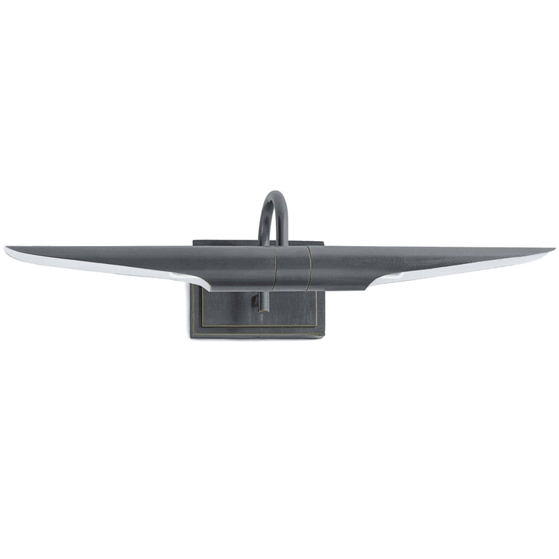 Regina Andrew Redford Picture Light Small (Oil Rubbed Bronze)-Wall Sconces-Iron Home Concepts