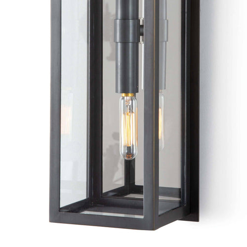 Regina Andrew Ritz Sconce (Oil Rubbed Bronze)-Wall Sconces-Iron Home Concepts