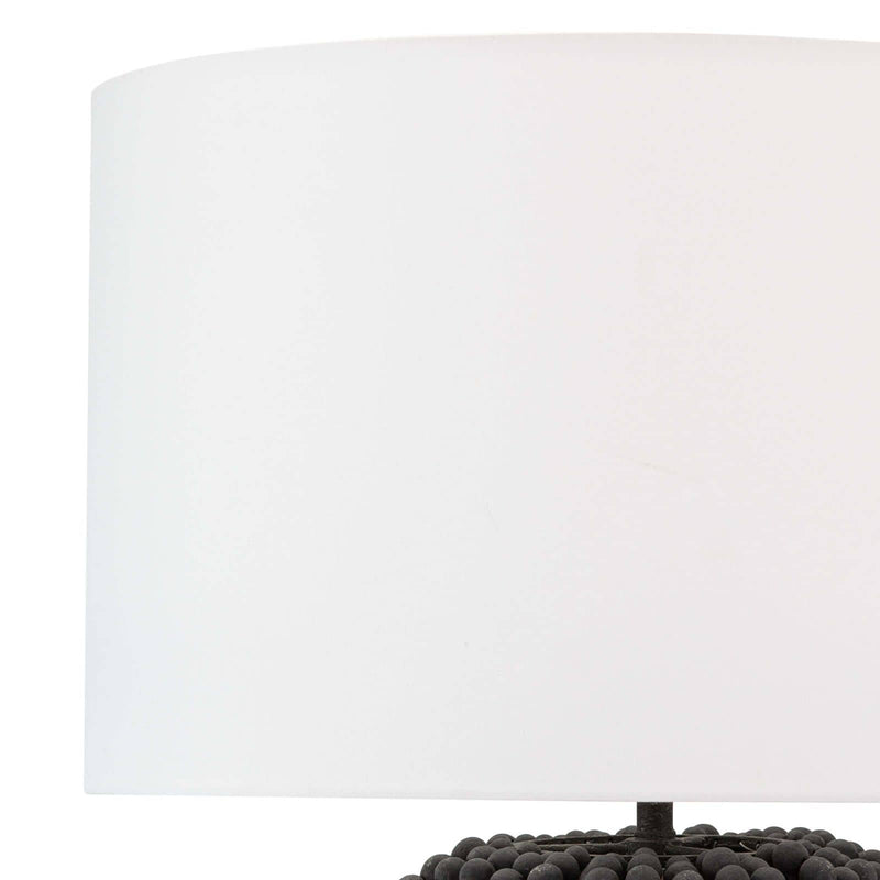 Regina Andrew Tropez Table Lamp (Grey)-Table Lamps-Iron Home Concepts