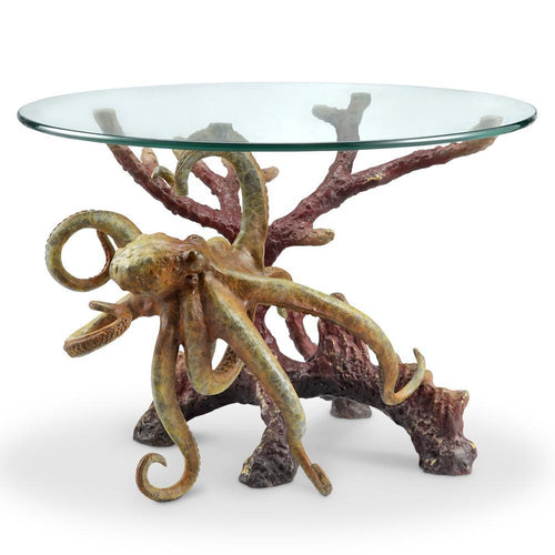 SPI Home Octopus Coffee Table-Iron Home Concepts