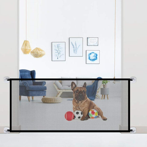 Mesh Pet Gate - Portable