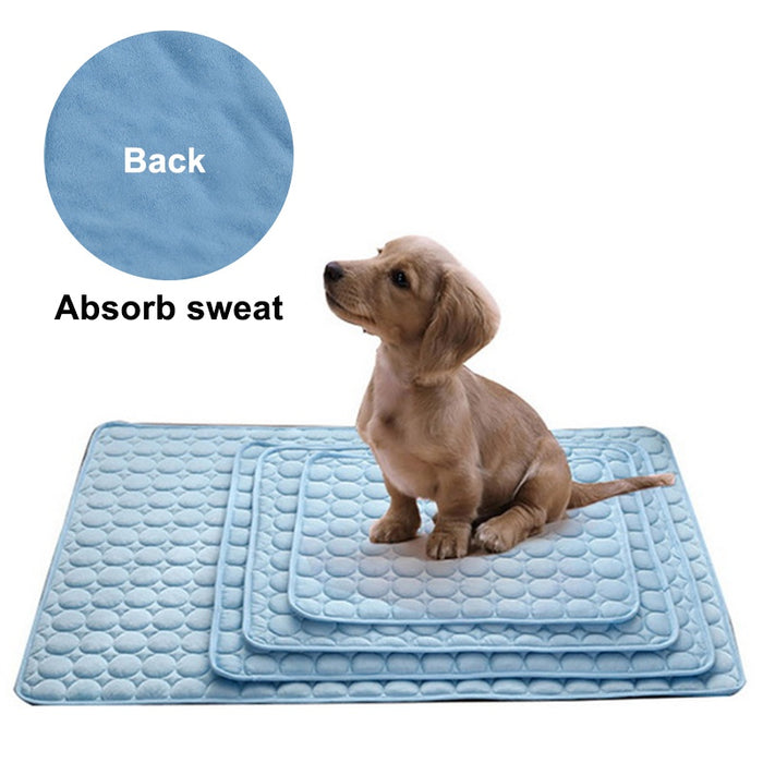 Cool Pet Pad™ Self-Cooling Pet Pad