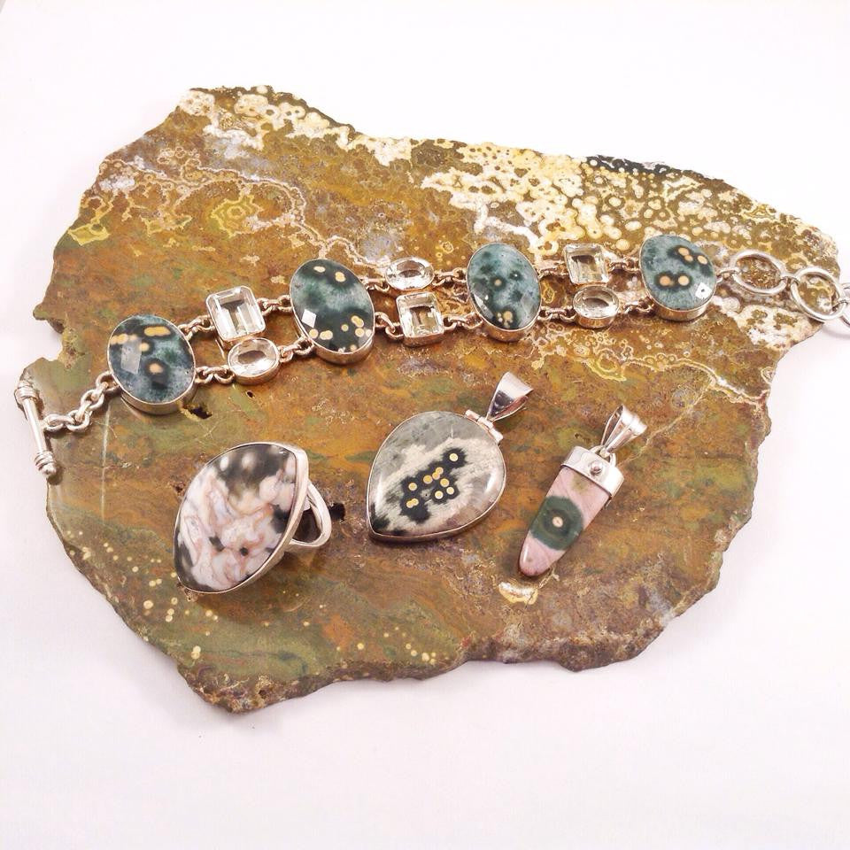 Ocean Jasper Collections