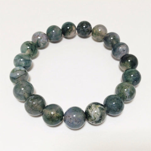 Moss Agate, Rocks and Gems