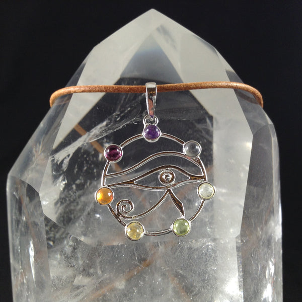 Necklace Chakra Evil Eye