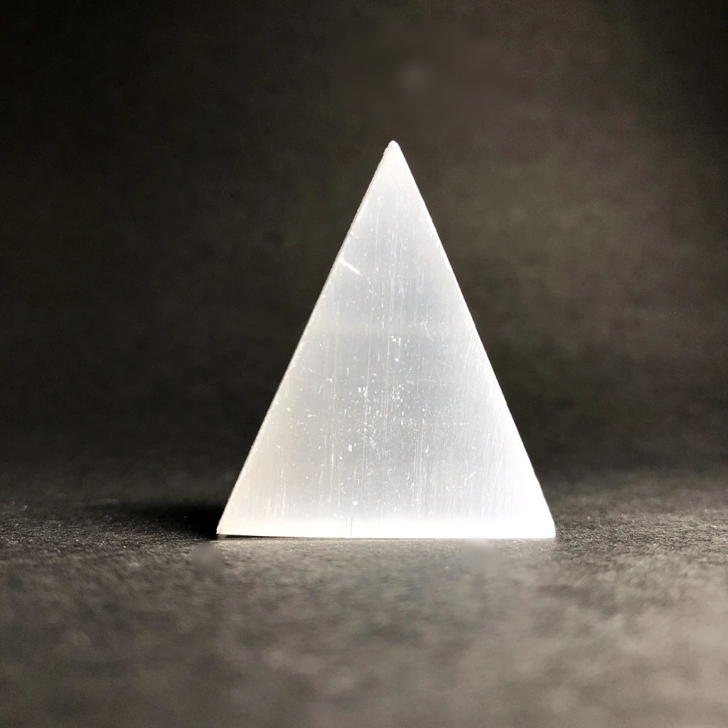 Selenite Triangles