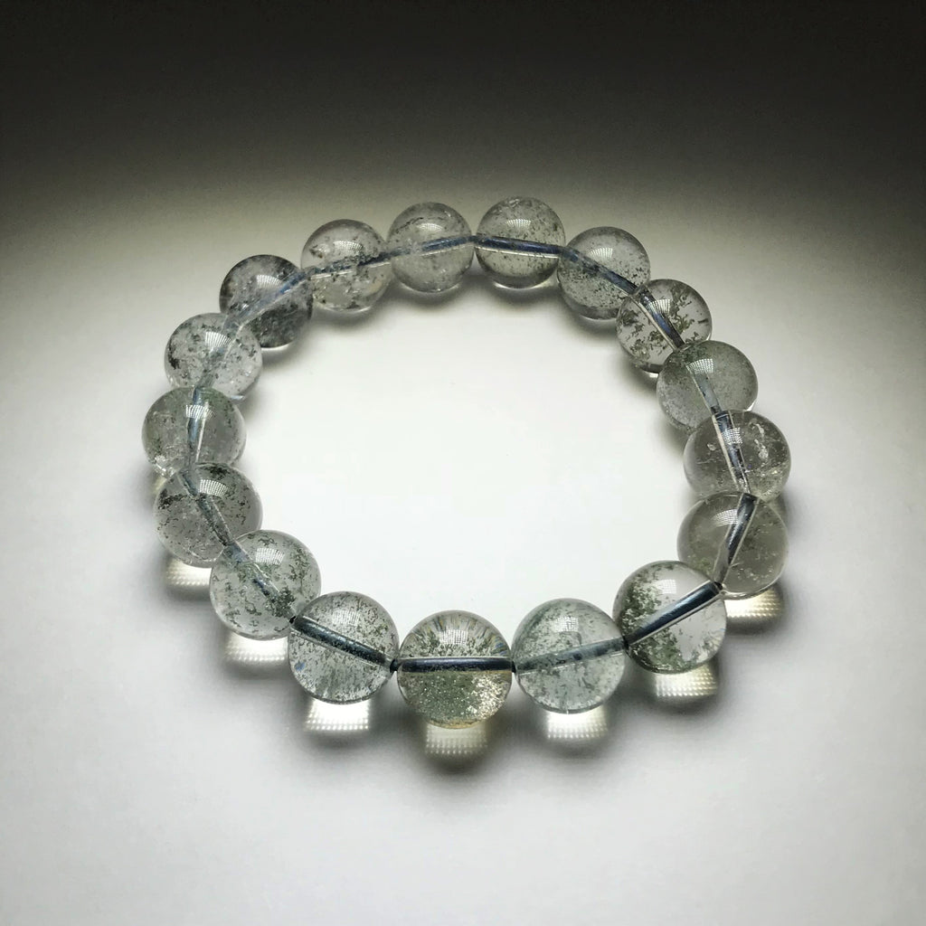 Endless Beaded Bracelet Lodalite 12mm
