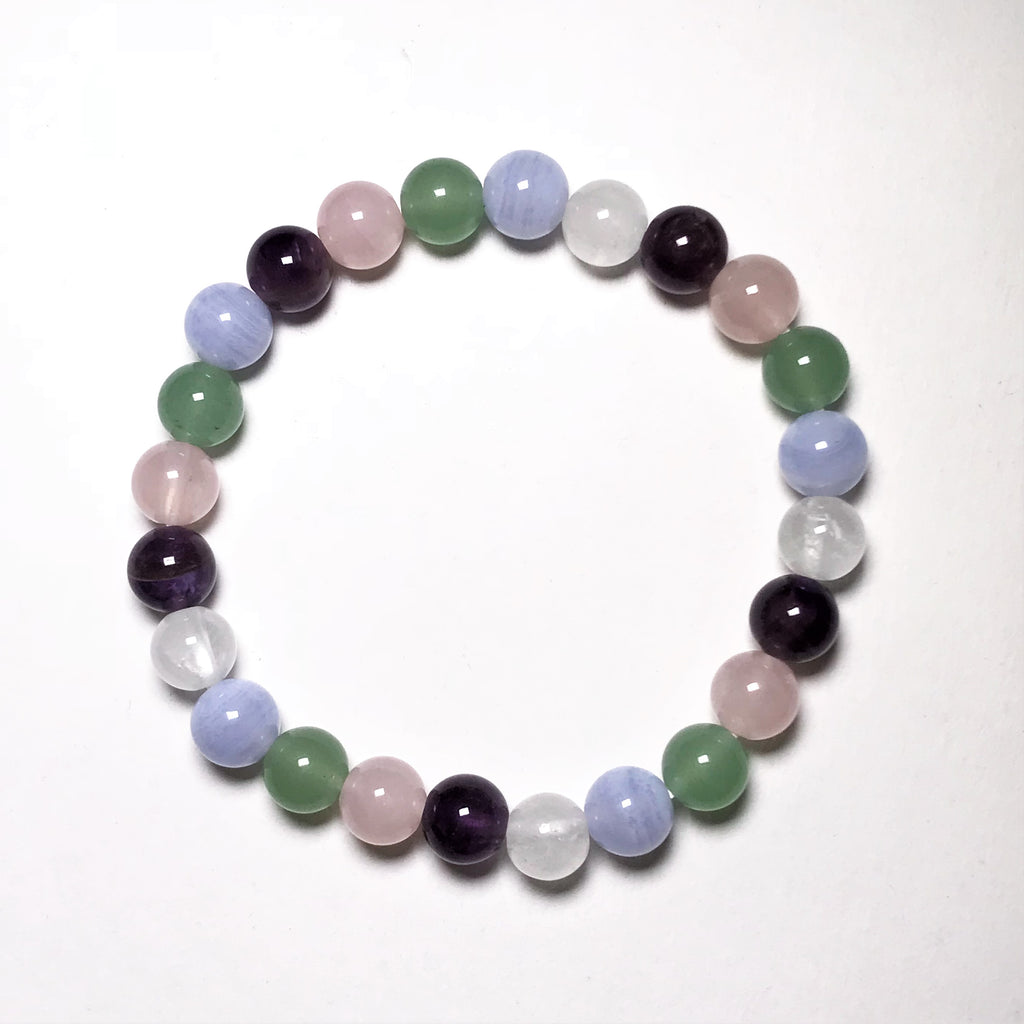 Beaded Bracelet - Multistone