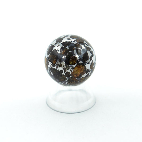 Seymchan with Olivine Sphere
