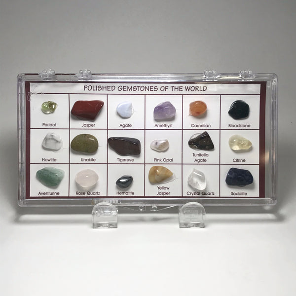 Polished Gemstones Collection