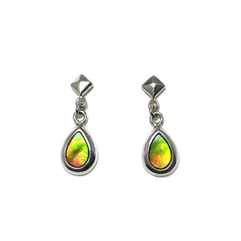 Alberta Ammolite s/s Stud Earrings