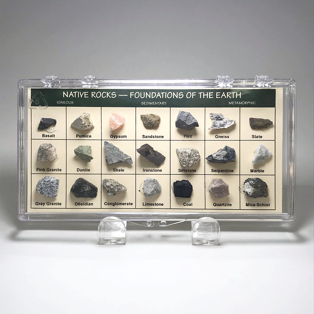Foundations of the Earth Gemstones Collection