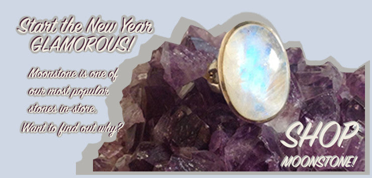 new years shopping, moonstone, Banff, Whistler, Jewellery, stones, Natural, Healing