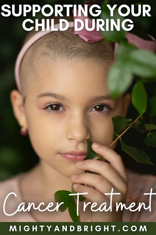 Supporting Your Child During Cancer Treatment