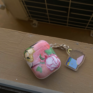 rose art Airpods case