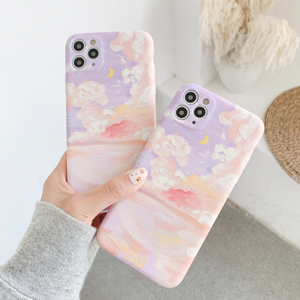 fairy sky iPhone case