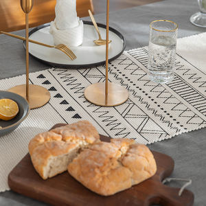 nordic tassel table cover
