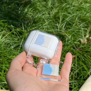 today skyblue Airpods case