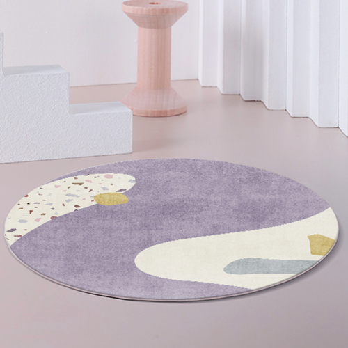 luxury 6design round mat