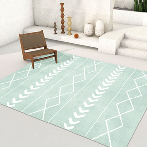 5design pastel square carpet