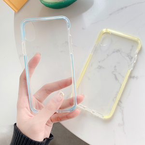 clear line color iPhonecase