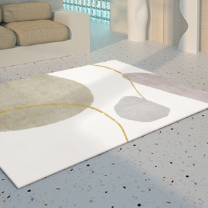 4design square carpet