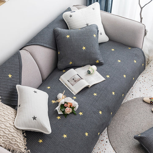 star 2color sofa cover