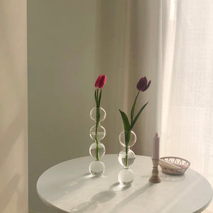 flower arrangement vase
