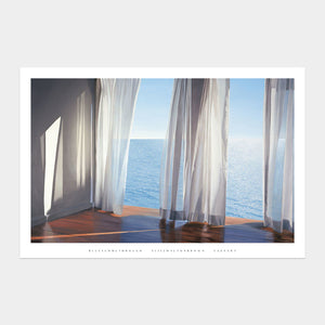 sea view tapestry