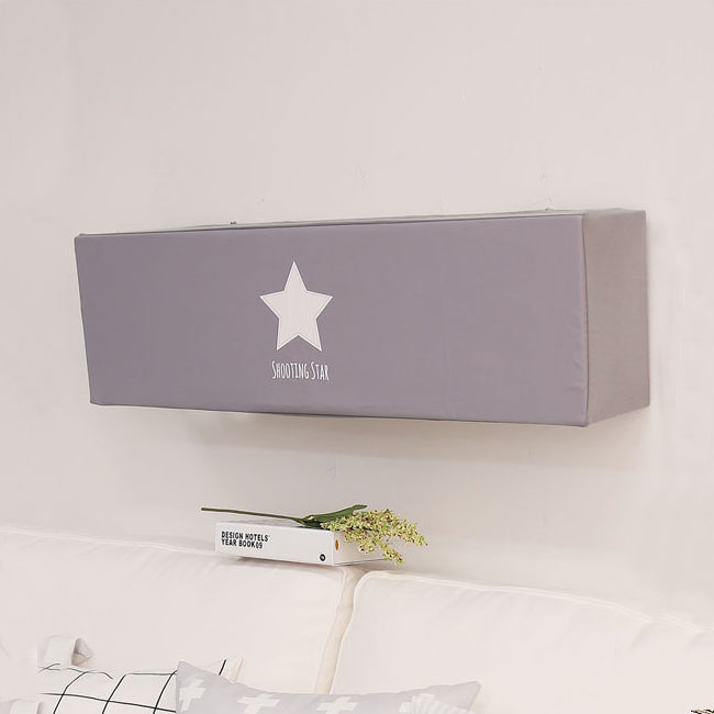 gray star air conditioner cover