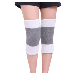 1pair Sport Cycling Knee Warmers Running Leg Warmer Thermal Joint Pain Relief