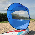 Load image into Gallery viewer, Foldable Kayak Sail