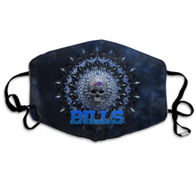 Load image into Gallery viewer, Bills Anti-infective Polyester Face Mask-Heroinhere