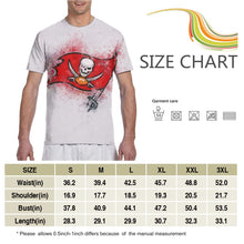 Load image into Gallery viewer, Buccaneers Logo T Shirts For Men-Heroinhere