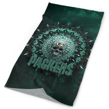 Load image into Gallery viewer, Packers Multi-Functional Seamiess Rave Mask Bandana-Heroinhere