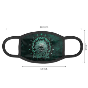 Packers Anti-infective Polyester Face Mask-Heroinhere